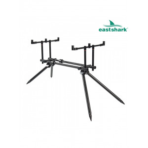 Rod-pod на 3 удилища EastShark SCF 803 AL