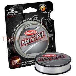 Леска Berkley NanoFil 0.02 мм 125 м 1.415 кг