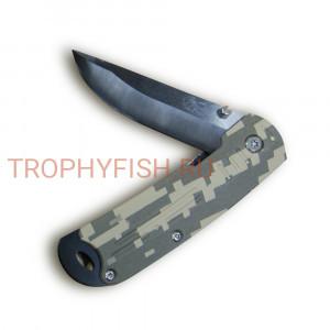 Нож керамический Trout pro Adder складной