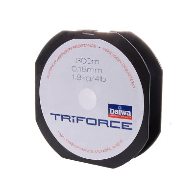 Монолеска DAIWA Triforce TFG 10-300N 0.28 мм
