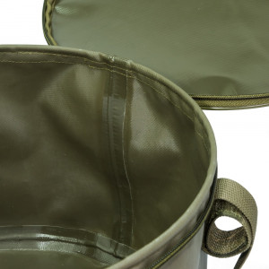 Ведро В-06 для замешивания корма (герметичное, с крышкой)