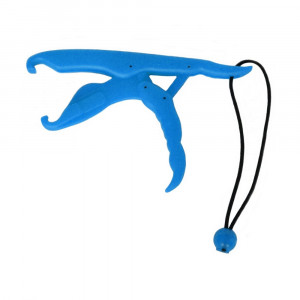 Лип-грип пластиковый FLG-06 (цвет: синий)