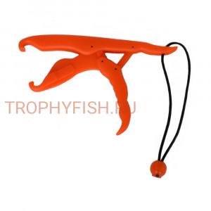 Лип-грип пластиковый FLG-07 (цвет: оранжевый)