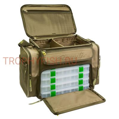 Сумка Aquatic СК-14 с 7 коробками (FisherBox)