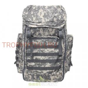 Рюкзак 5008 ортопедический, жёсткая спинка 50 л