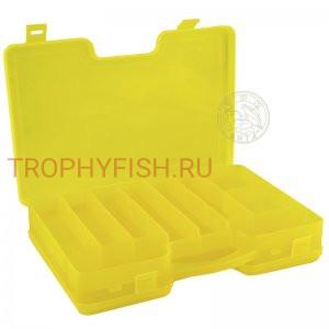 КЕЙС КД-1 желтый двухсторонний с ручкой (290*210*60) ТК