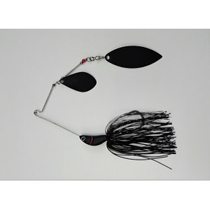 Спиннербейт DAIWA SPINNERBAIT SS 1/2oz / BLACK (04800585)