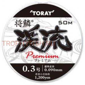 Леска TORAY Keiryu Premium #0.6
