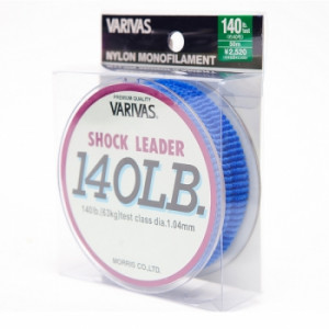 Шок-лидер Varivas SHOCK LEADER NYLON MONOFILAMENT 140LB (#40)